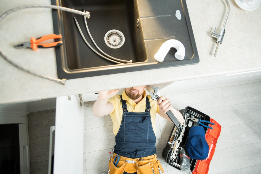 Don't Panic: What to Do When Your Plumbing Stops Working